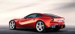 红衣主教――星辉车模法拉利F12