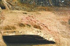 长沙一工地发现千年古城墙 长度达48.7米(图)