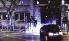 蓝色星际助力 上海美领馆遭冲撞事件迅速平息