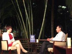 凤凰网财经频道凰家会客厅专访简一董事长李志林