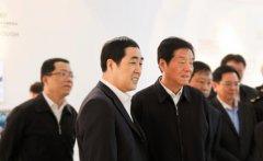 海关总署署长于广洲莅临牧羊调研 李敏悦董事长全程接待