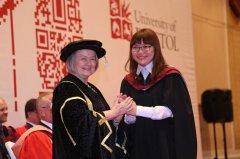 世界名校英国布里斯托大学2015年中国毕业庆典
